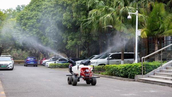 China bekämpft das Corona-Virus mit Robotern und Drohnen
