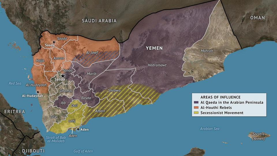 Jemen: Neue US-Söldner ziehen in den Kampf gegen Rebellen