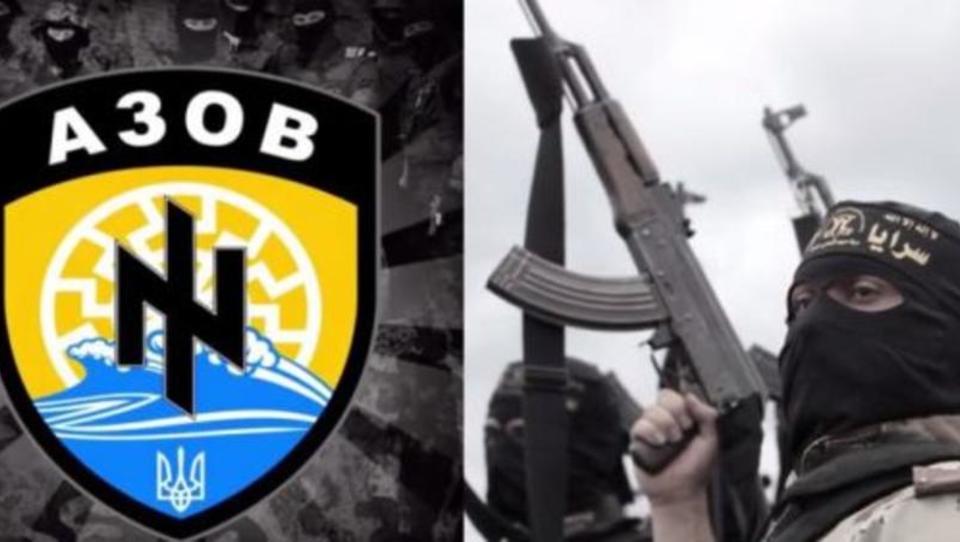 Ukraine: Islamistische Söldner kämpfen gemeinsam mit Neo-Nazis