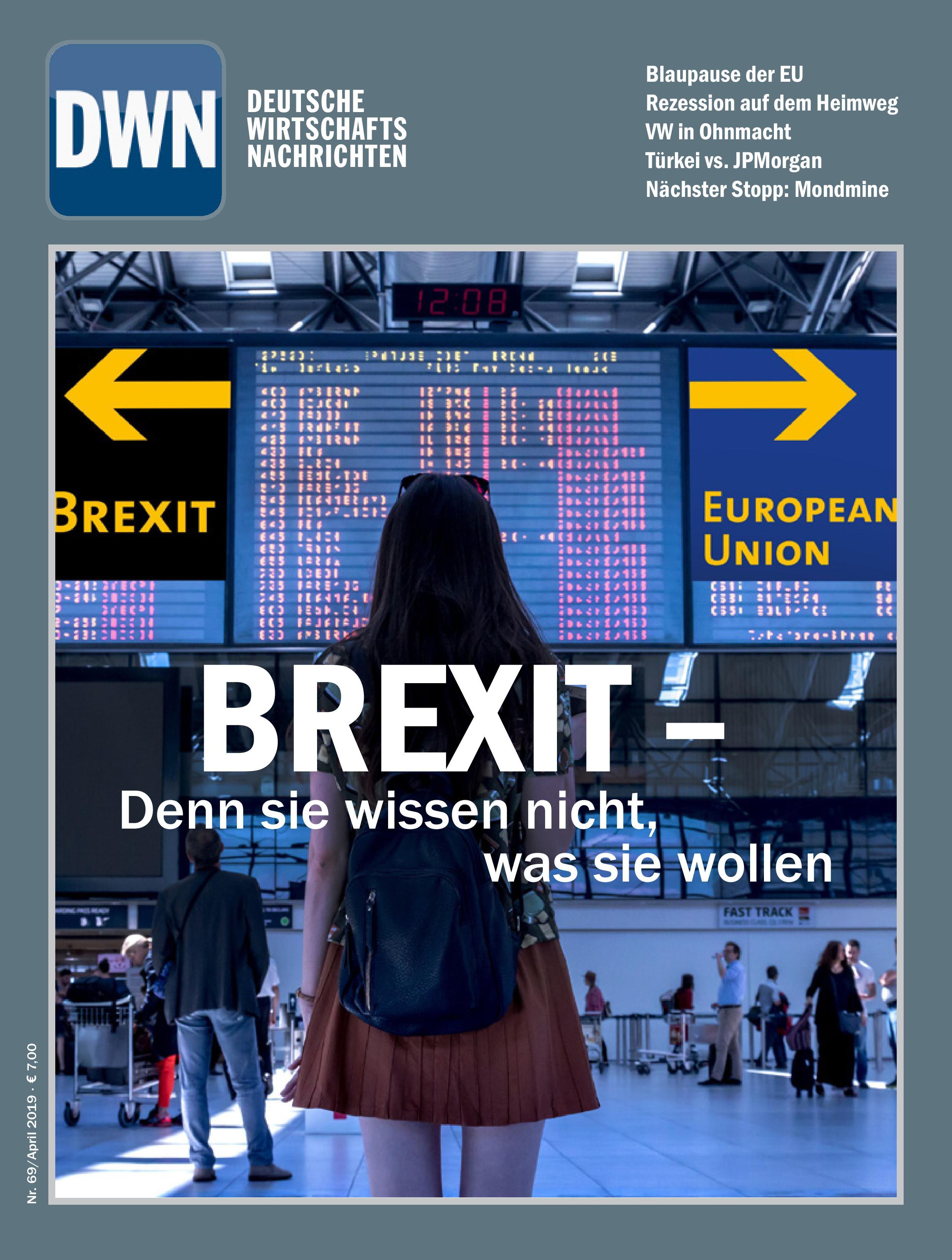 Deutsche Wirtschaftsnachrichten Wer Steckt Hinter